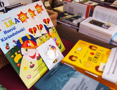 Kiadványok igénylése a XV. Országos Gyermekdiabétesz Nap helyszínén