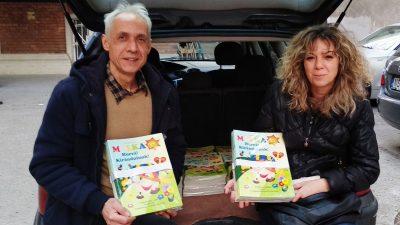 Ingyenes kiadványként megjelent a Molka - Hurrá! Kirándulunk! c. foglakoztató füzet cukorbetek gyerekenek.