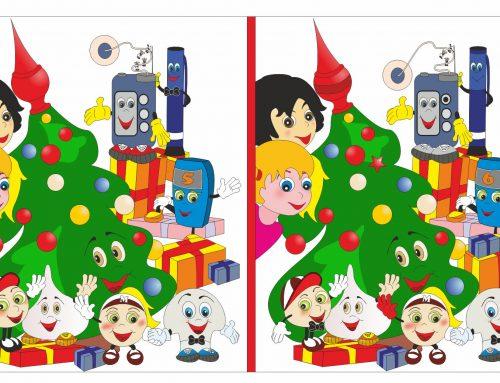 Karácsonyi különbségkereső